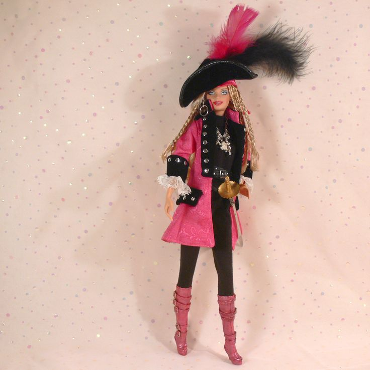 The Notorious Pink Pirate