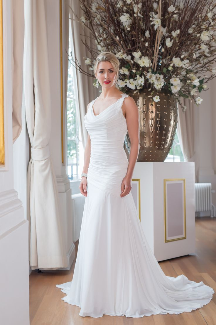 WR25 from the Mylène Sophie bridal collection