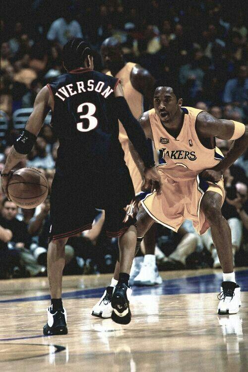 Allen Iverson&Kobe Bryant