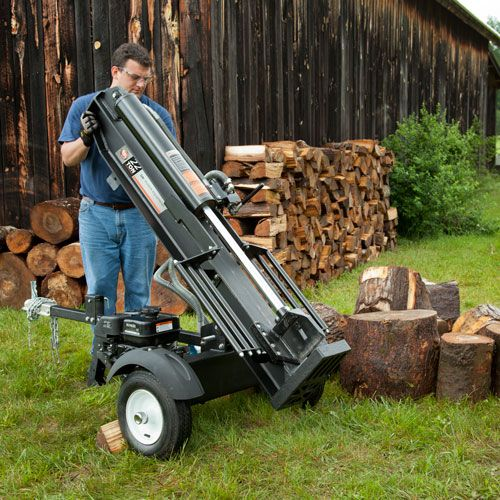nice 10 Powerful Log Splitters Review -  Top-rated Models of 2017 Check more at https://cozzy.org/best-log-splitter/