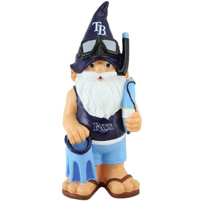 Tampa Bay Rays Team Mascot Gnome