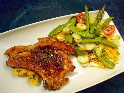 escalope de veau montagnarde recipe for chicken