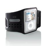 Belkin Neoprene Sports Armband for iPod nano 3G (Black/Gray) (Electronics)By Belkin
