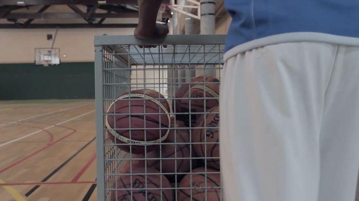 basket nineties
