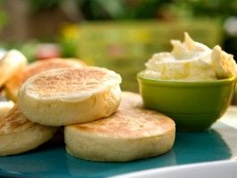 Crumpets : Recipes : Cooking Channel