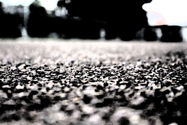 Dark strokes filter/ Black and white