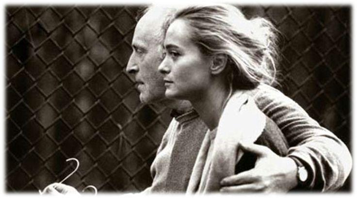 Бродский с женой Марией, урождённой Соццани. Фото М.Барышникова