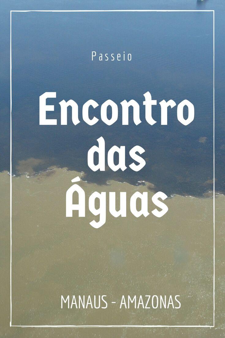 Manaus | Amazonas | Brasil | Brazil | Encontro das Águas | Amazon Forest