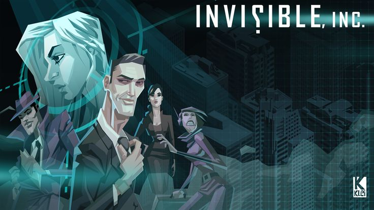 Invisible, Inc. Release Date: May 12, 2015 Platform: PC, PS4