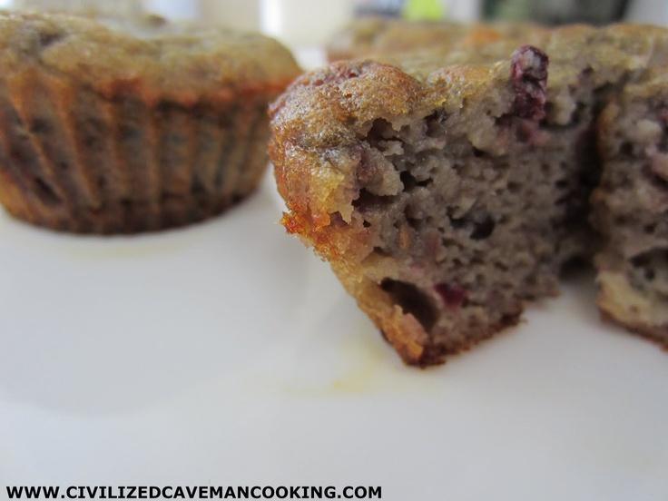 ... Blackberries Muffins, Grains Free, Paleo Blackberries, Coconut Flour