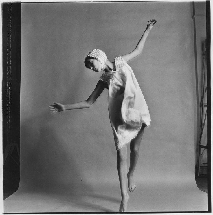 Jane Birkin, 1960s. Photo: Brian Duffy