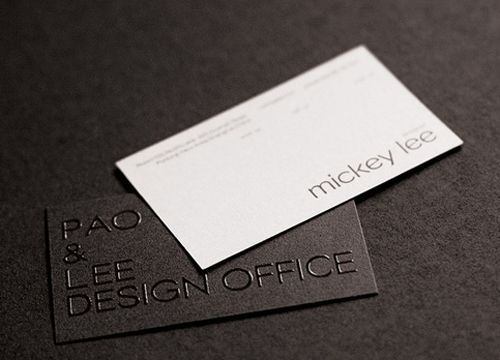 10 best business cards black white images on pinterest black black and white business cards inspiration reheart Choice Image