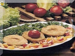 vcielkaisr-mojerecepty: Vyprážaná tekvica so syrom