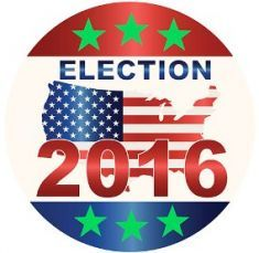 List of 2016 third party Election Candidates