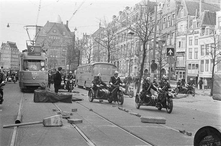 Amsterdam 1940...
