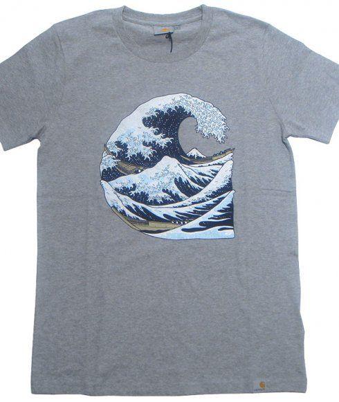 Carharttt Hokusai