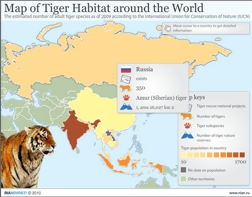 Interactive map of tiger habitat around the world interactive interactive map of tiger habitat around the world interactive media pinterest tiger habitat interactive map and tigers gumiabroncs Images
