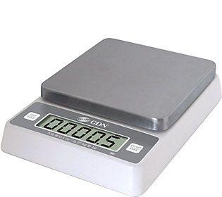 CDN ProAccurate 5-lb Small Digital Portion Control Scale