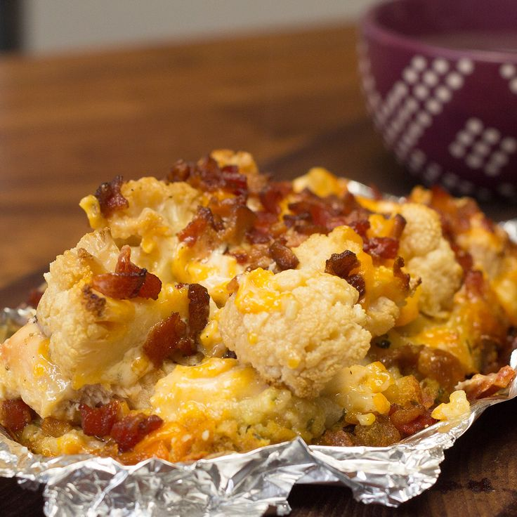 Pack dinners are super easy to make, and thisCauliflower Chicken Pack Dinner is no exception. Assemble a...