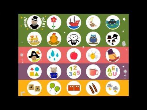 Maui Mini App - Jeux Éducatifs pour les Enfants de 1 à 5 ans - Vidéo