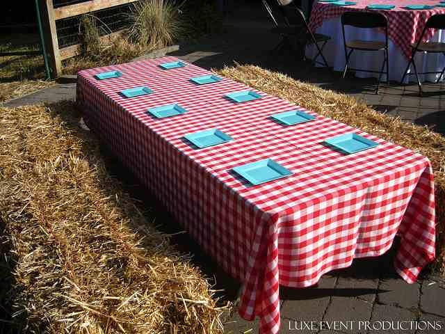 Hay Table