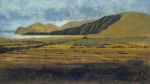Aidan Flanagan: Valentia View, carborundum, drypoint,  €220