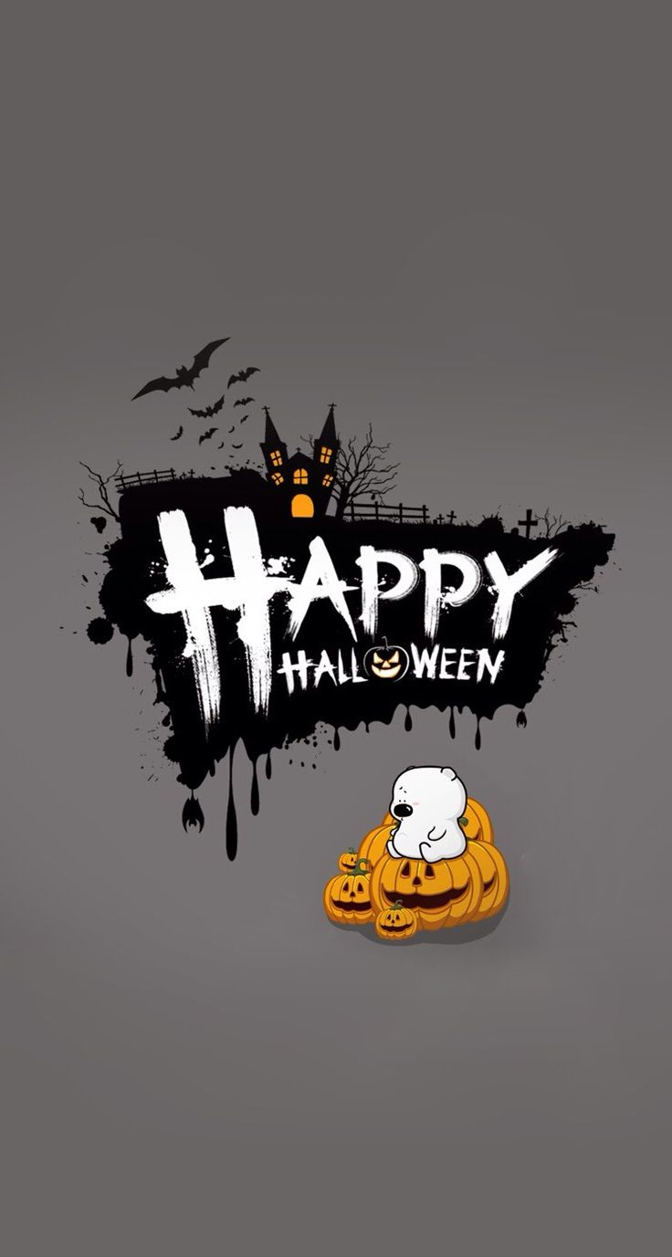 Happy Halloween - Spooky Halloween iPhone wallpapers @mobile9