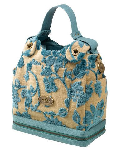 This is a nappy/baby bag! Far too nice!!
