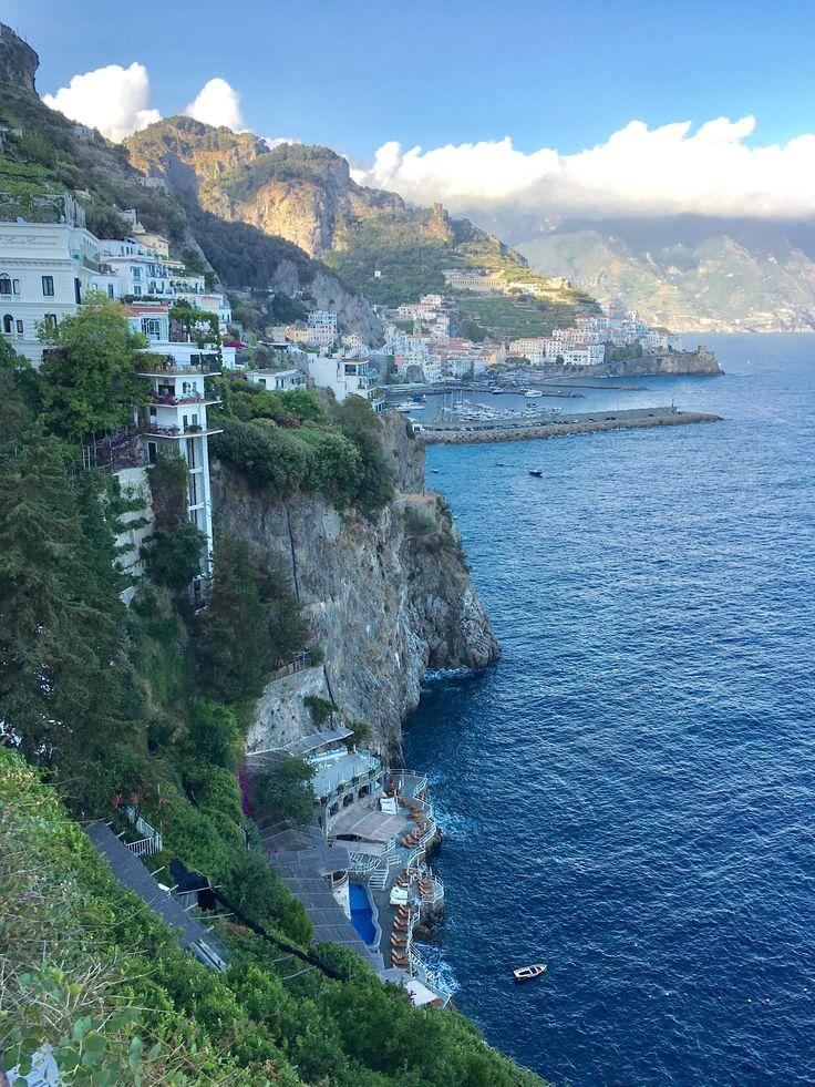 Santa Caterina Hotel, Amalfi Coast