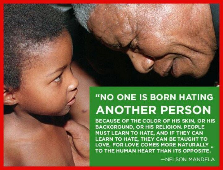 One of my favorite Madiba quotes of all time