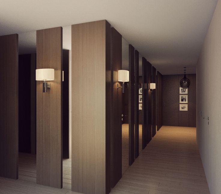 Интерьеры квартиры 360м в жк Трилогия, Архитектурное бюро Александры Федоровой