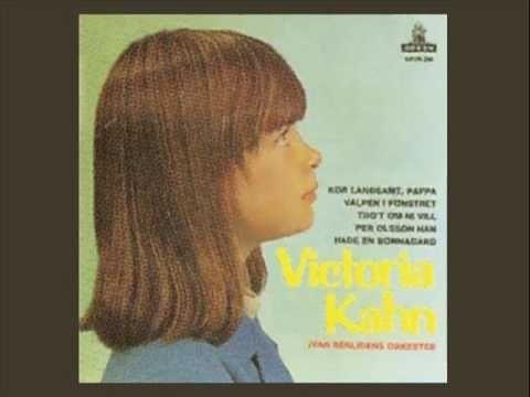 Victoria Kahn - Tro't om ni vill (1966)
