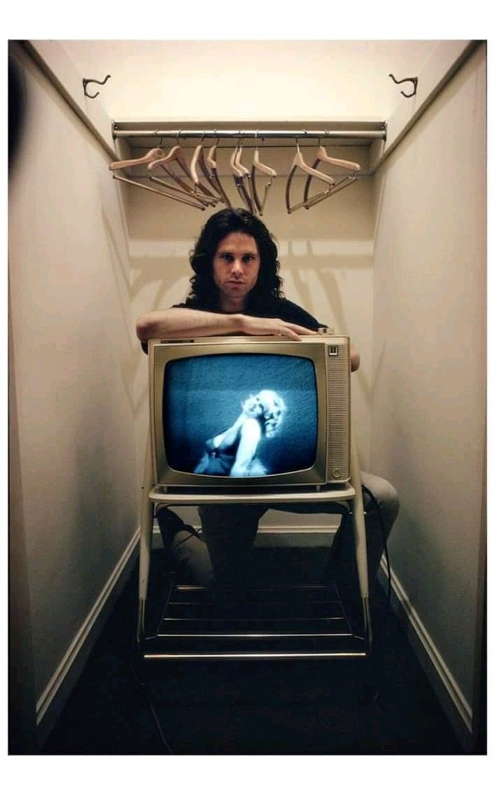 Elvis presley then amp now 25th anniversary collector s edition ebay - Electripipedream Photograph By Art Kane Jim Morrison 1968