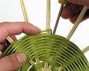 Мастер-класс плетения миски