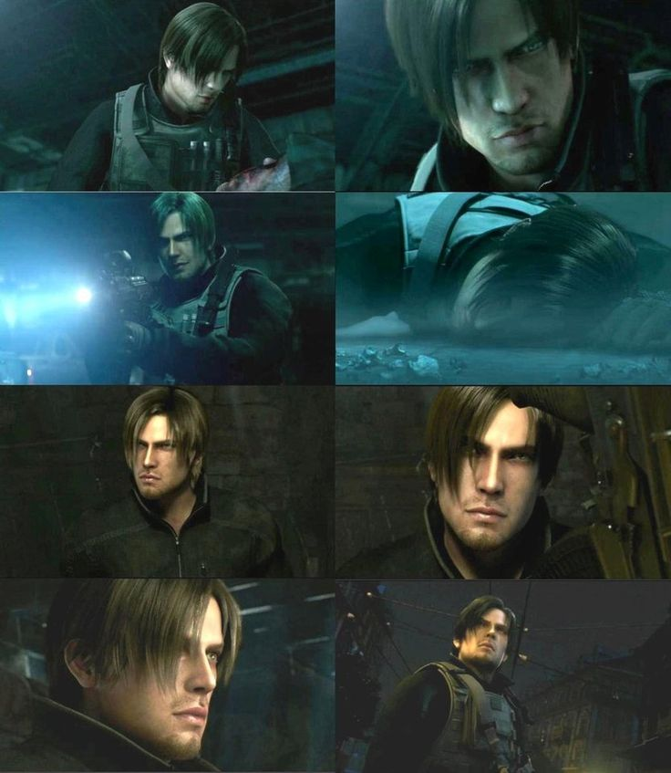 Leon S Kennedy - Damnation screenshots by Thanhthao90