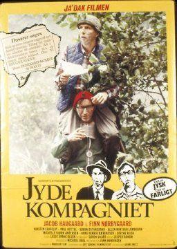 Information om filmen Jydekompagniet. Komedie af Finn Henriksen med Jacob Haugaard og Finn Nørbygaard fra 1988.