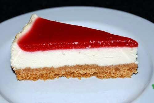 Cheesecake philadelphia e lamponi (Kenwood Cooking Chef) - Ricette Kenwood Cooking Chef