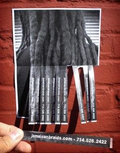 Dreadlocks Salon #ads #street }-> repinned by www.BlickeDeeler.de