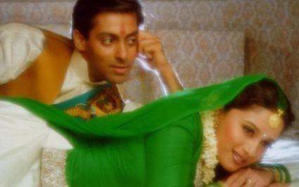 Hum Aapke Hain Koun - very traditional Bollywood, but cute!