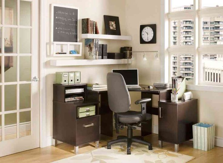 south shore element home office corner computer desk in chocolate finish from cymax