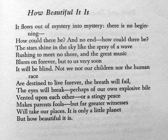 Robinson Jeffers Poems | Dragoncave