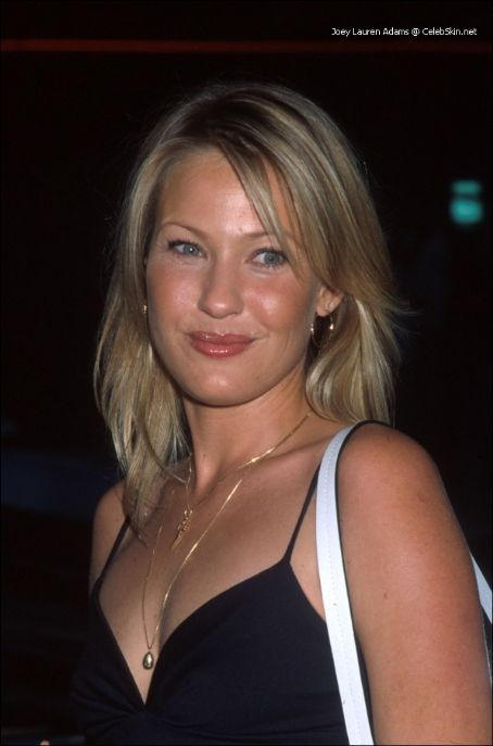 Joey Lauren Adams is an American actress who has appeared in more than thirty films. She is known for her distinctive, raspy voice and for her roles in Bio-Dome and Kevin Smith's View Askewniverse films, particularly Mallrats and Chasing Amy, with the latter earning her a Golden Globe for Best Actress nomination.