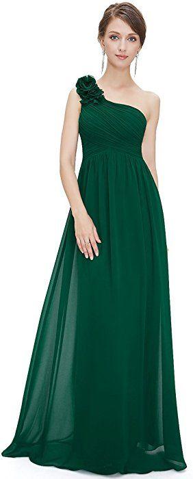 7905d26b5be Ever-Pretty Vestido Elegante de Boda Fiesta Cóctel para Mujer Dama de Honor  Vestido Largo