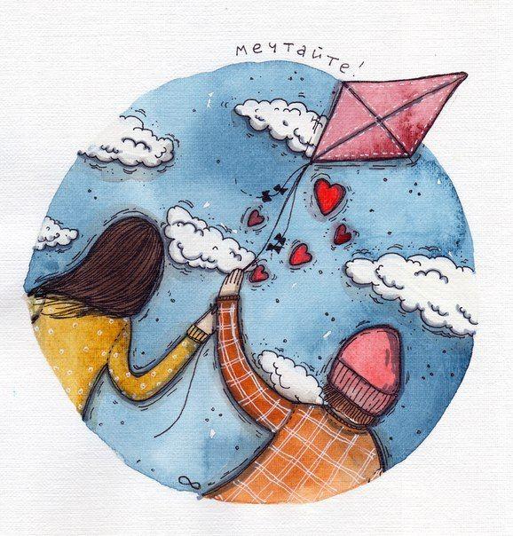 Tania Samoshkina - illustrations