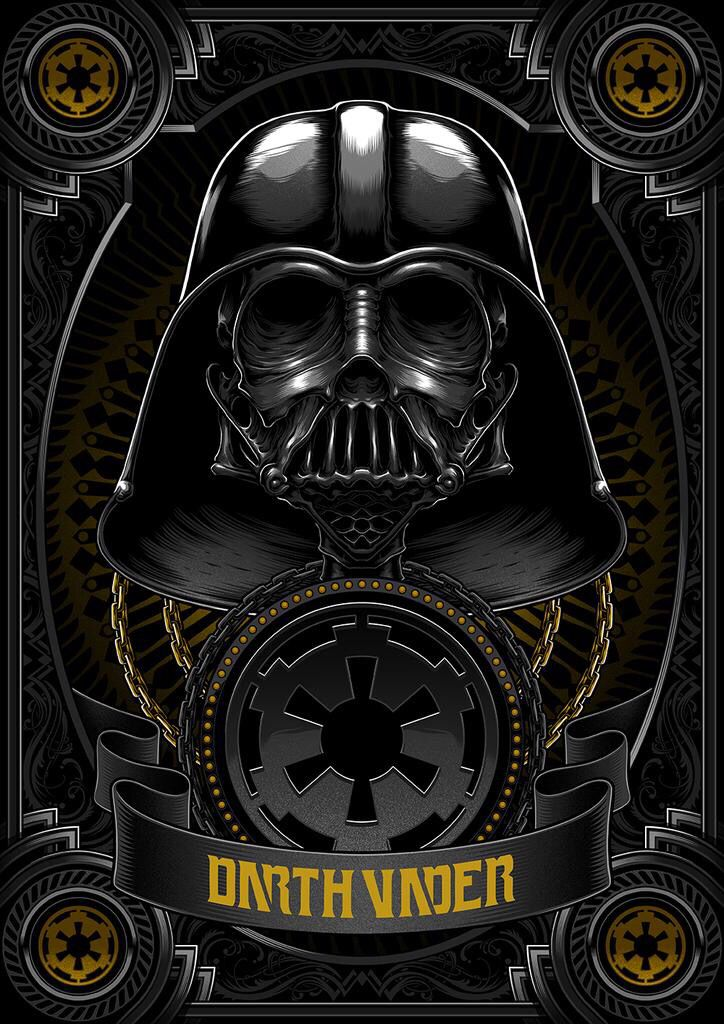 Vader By Blackoutbrother