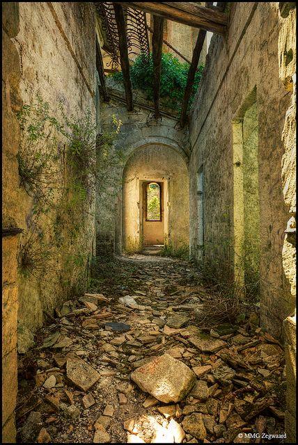 Castle Erice, Sicily, Italy