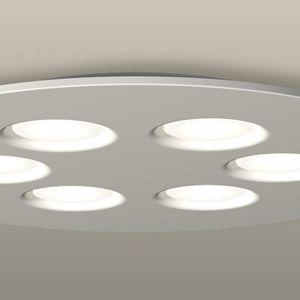 【LEDシーリングライト】ALTELUX アルテルクス Atine C10001-6【送料無料】 デザイナーズ照明の通販サイト | ラ・ヴィータショッピング