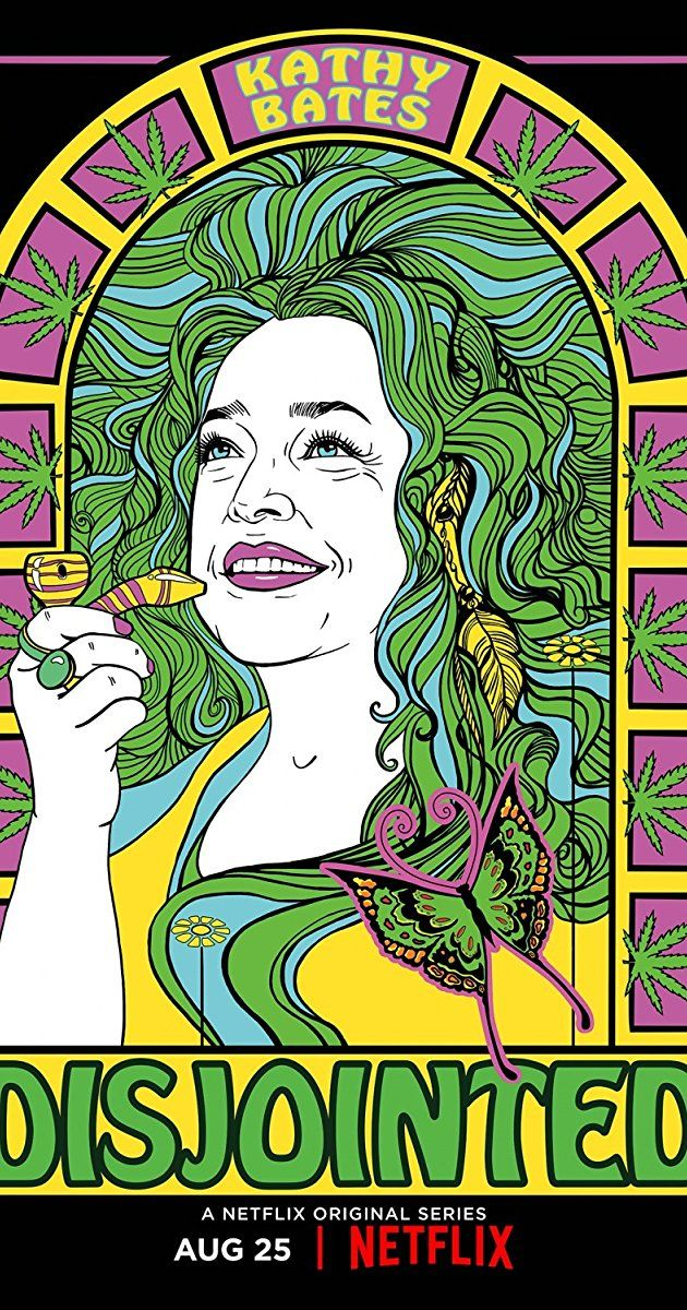 """Created by David Javerbaum, Chuck Lorre.  With Kathy Bates, Aaron Moten, Tone Bell, Dougie Baldwin. Cannabis legend Ruth Whitefeather Feldman employs her newly graduated son and a team of young """"budtenders"""" to help run her Los Angeles marijuana dispensary."""