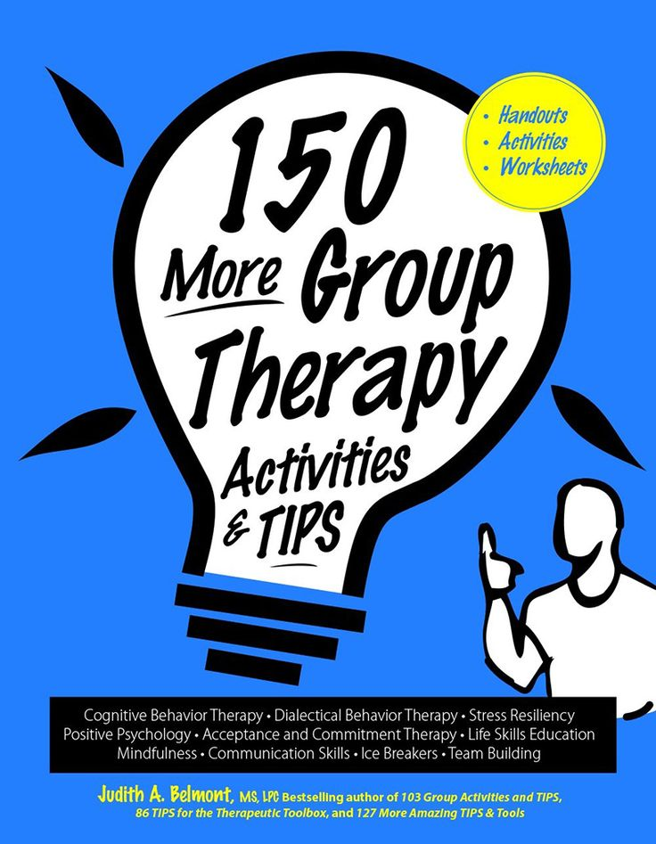At last! I started working on this book a year ago and it is finally is coming to fruition on September 1! This will be a resource chock full of handouts, worksheets and activities for group and individual clinicians and their clients. In a few days there will be some free downloadable worksheets from this book on my site www.belmontwellne.... Sign up for my newsletter on my site to be alerted when they are available.