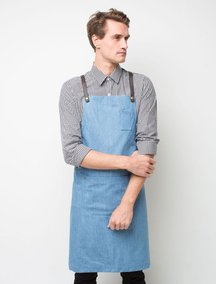 Cargo Crew Henry Bib Apron | Wellness Uniform | As worn by Kindred Self Personal Counselling Practice